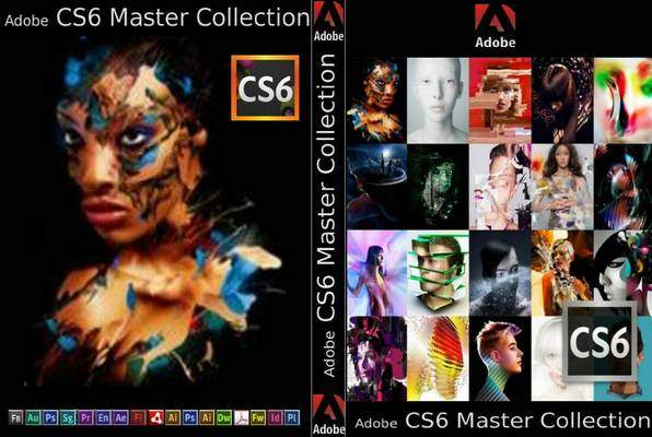 Adobe Creative Suite 6 Master Collection CZ