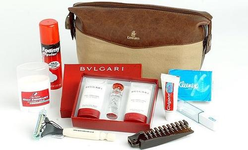 Other Travel Accessories Bvlgari Emirates Business Class
