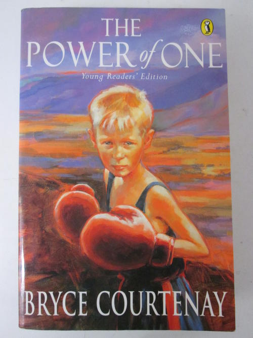 a multicultural book report on bryce courtenays the power of one South africa is often referred to as the rainbow nation to describe the multicultural  bryce courtenays  book the power of one, arthur bryce courtenay.