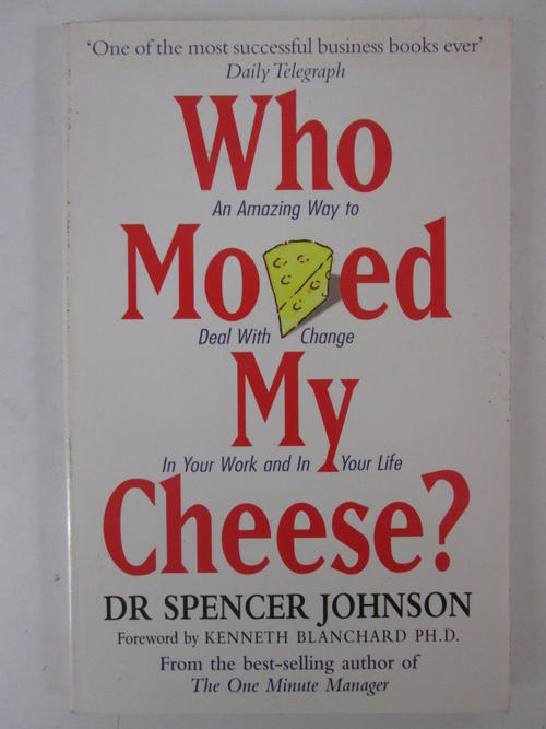 Self Help Amp Psychology Who Moved My Cheese Dr Spencer