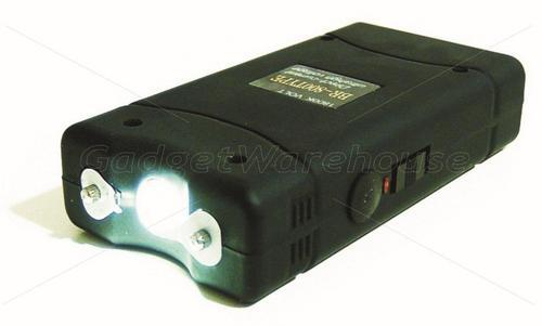 1.8 Million Volt Stun Gun with Torch Feature
