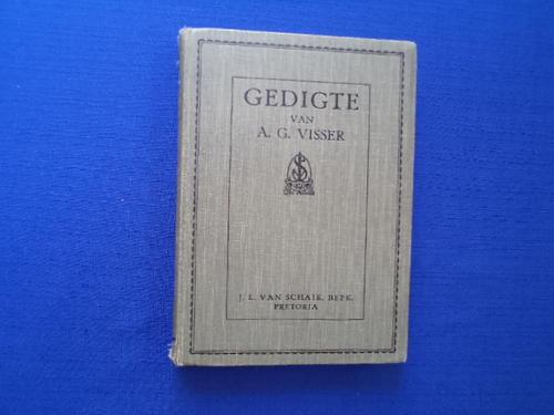 afrikaans fiction gedigte van a g visser posgeld ekstra was listed for on 9. Black Bedroom Furniture Sets. Home Design Ideas