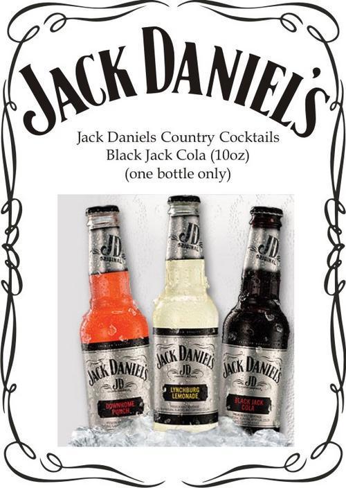 bar accessories jack daniels country cocktails black