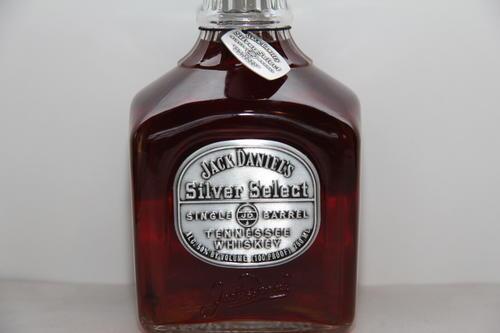 whisky jack daniels silver select single barrel whiskey. Black Bedroom Furniture Sets. Home Design Ideas