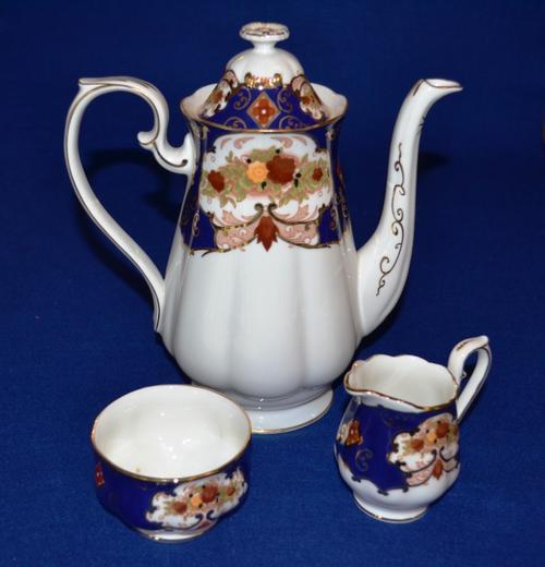 english porcelain royal albert heirloom demi tasse. Black Bedroom Furniture Sets. Home Design Ideas