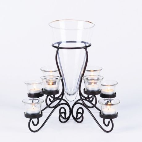 WROUGHT IRON VASE HOLDER | Vases Sale