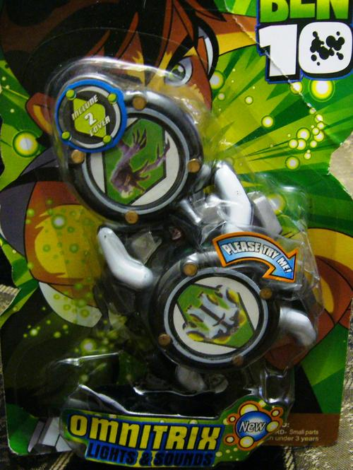 how to make a real ben 10 omnitrix watch