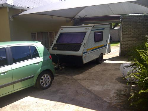 Fantastic Caravans  1993 Sprite Scout Caravan Was Listed For R4595000 On 16