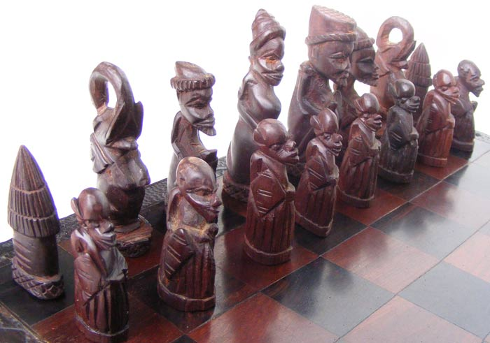 African Tribal Art Beautiful Hand Carved African Art