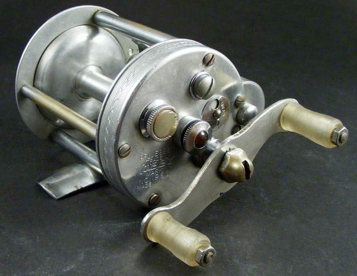 Other antiques collectables antique 1940 39 s pflueger for American made fishing reels