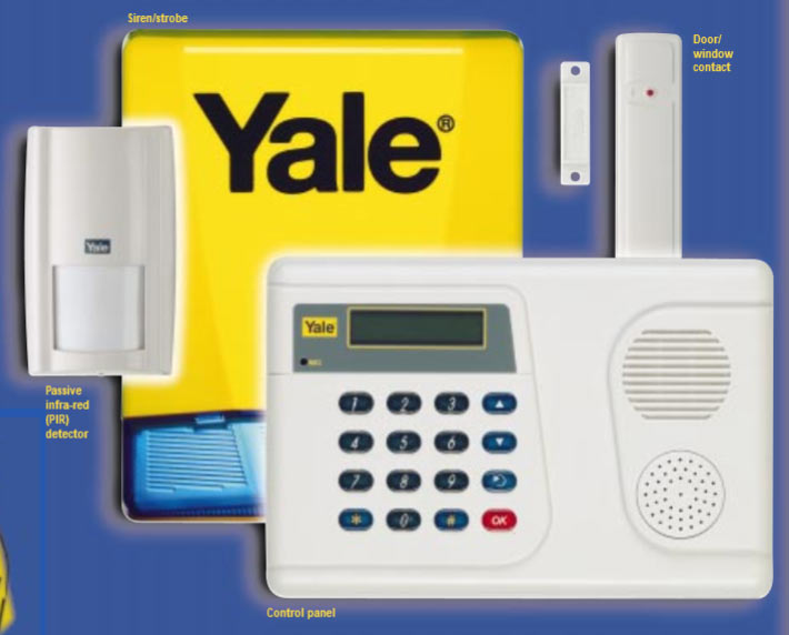 Ideal door & alarm systems trading