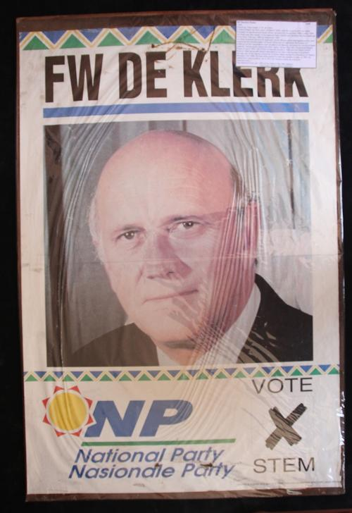 Image result for fw de klerk