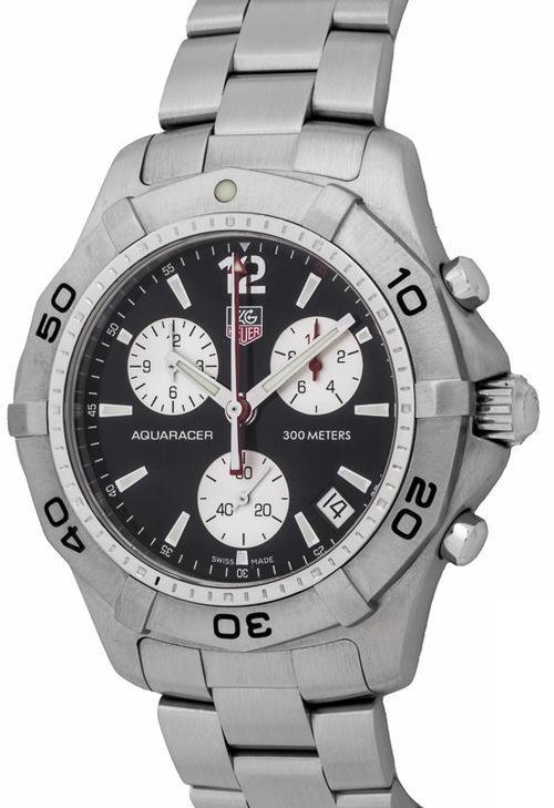 Men's Watches - Tag Heuer Aquaracer Chronograph Quartz ...