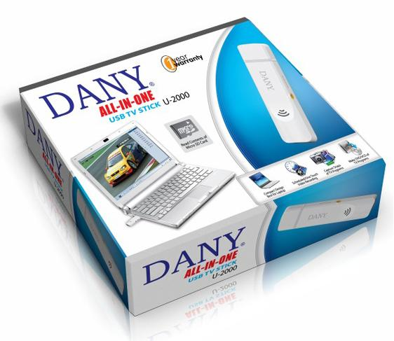 Dany - Home Page