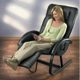 Other electronics homedics ag 2100 anti gravity massage chair was