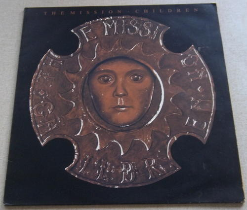 Alternative Rock The Mission Children Vinyl Lp Uk Import