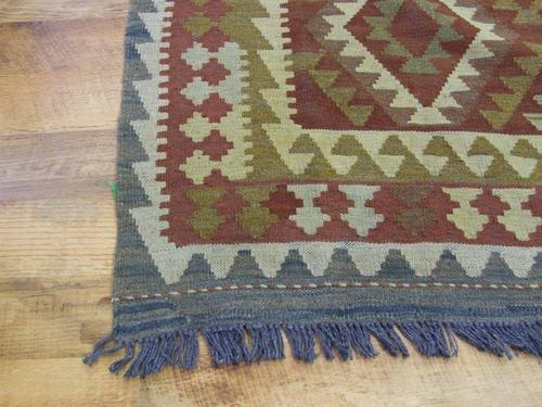 anatolian kilim rug earthy colours tones decor best prices