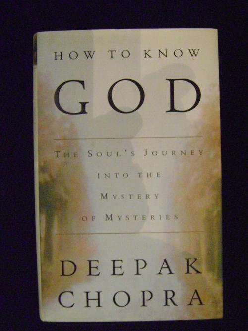 how to know god deepak chopra audio