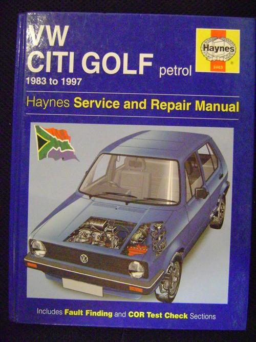 haynes volkswagen golf mk1 workshop manuals free downloads
