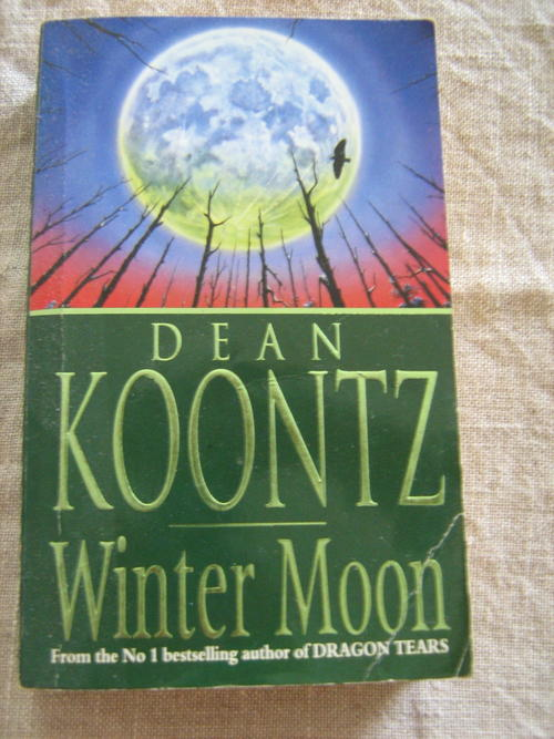 an analysis of winter moon by dean koontz Dean koontz, the author of many #1 new york times bestsellers, lives with his wife, gerda, and the enduring spirit of their golden retriever, trixie, in southern.