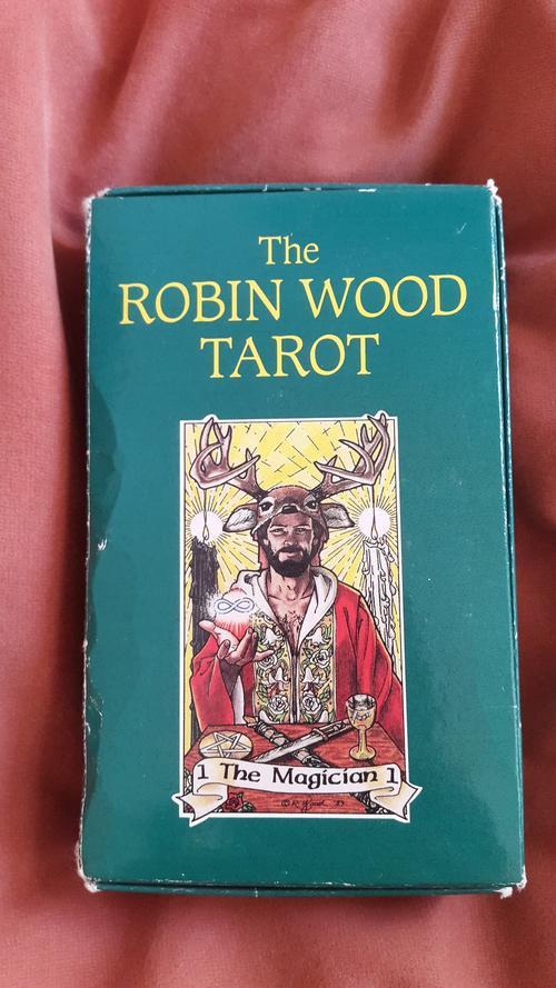 the rider tarot deck instruction booklet