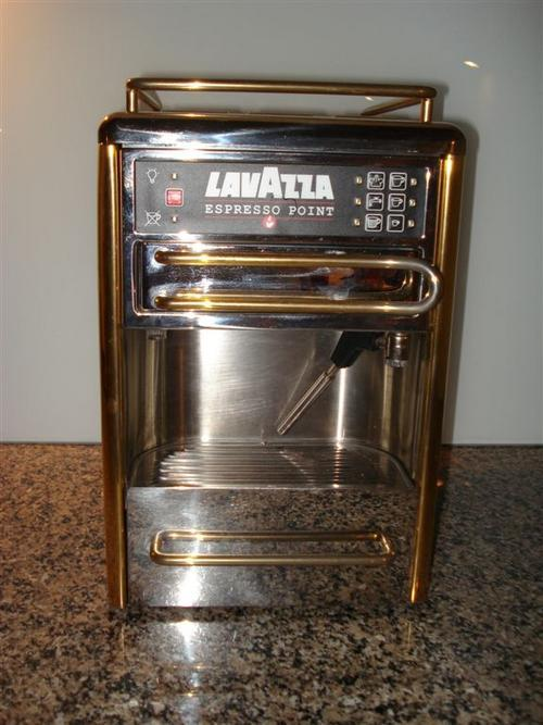 how to clean lavazza espresso point machine