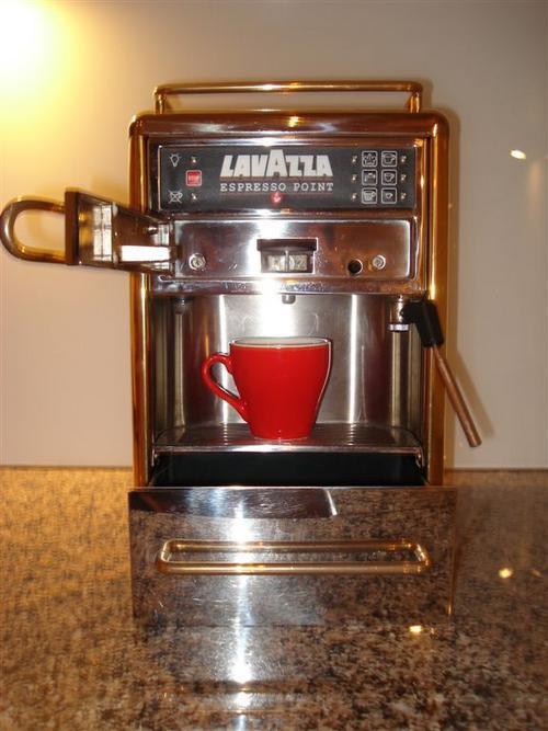 tea coffee makers lavazza espresso point capsule. Black Bedroom Furniture Sets. Home Design Ideas
