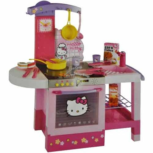Kitchen Set Hello Kitty: Hello Kitty Free Standing Kitchen