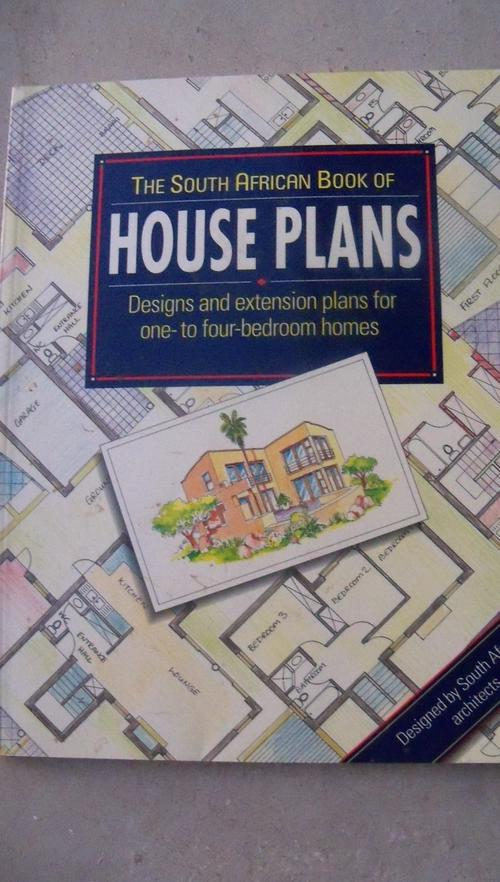Architecture design the south african book of house How to read plans for a house