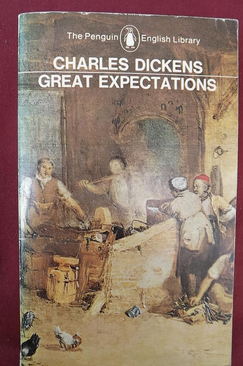 a personal view of charles dickens novel great expectations