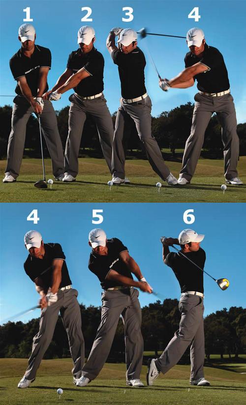 perfect+golf+swing