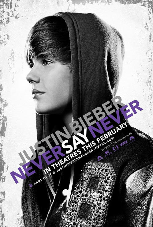 justin bieber black and white poster. dresses makeup hair hot justin