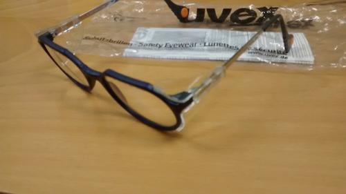 Protective Gear - UVEX Ceramic kevlar safety glasses Brand ...