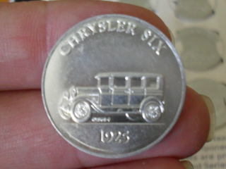 SHOPGOODWILL.COM - #7425783 - FRANKLIN MINT ANTIQUE CAR COIN