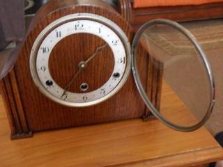 Mantel Clocks A Rare Antique Perivale Mantle Clock Made