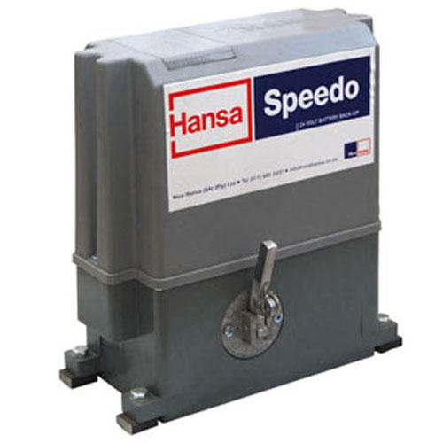 Other home security hansa speedo gate motor kit heavy for Garage door motors prices south africa