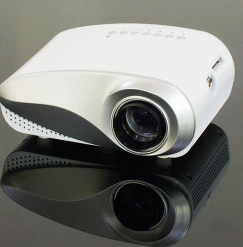 Projectors portable digital projector hd multimedia for Mini digital projector
