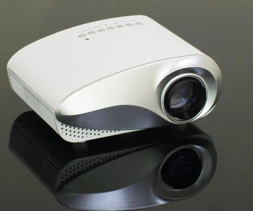 Projectors portable digital projector hd multimedia for Best portable digital projector