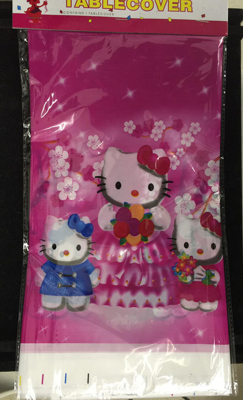 Other Home Living Hello Kitty Table Cover 1pcs Party Decoration Set Kids Party