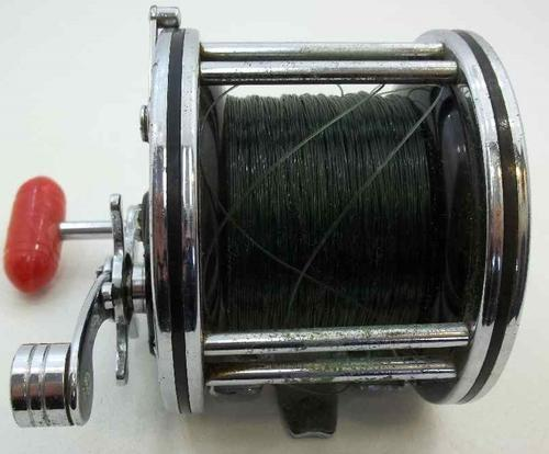 Reels vintage penn no 49 super mariner deep sea fishing for Penn deep sea fishing reels