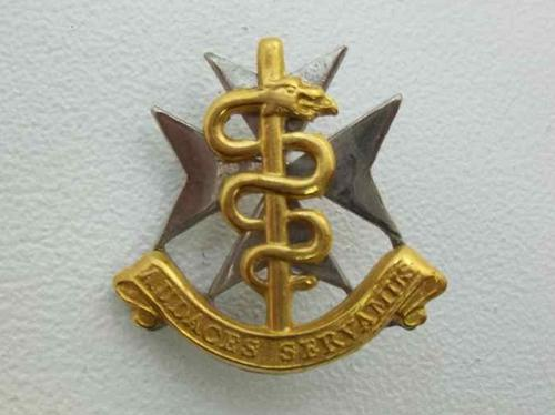 Sadf Amp Sandf Audaces Servamus Sa Medical Badge Was Sold