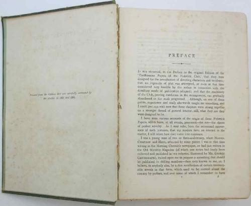 The Posthumous Papers of the Pickwick Club Summary