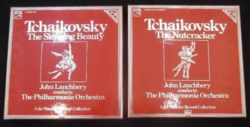 Tchaikovsky: The Nutcracker & The Sleeping Beauty - A du Maurier Record Collection - Cassette Tapes