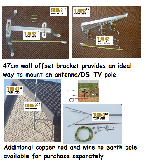 Antenna Instillation, Outdoor Antenna, Antenna Booster