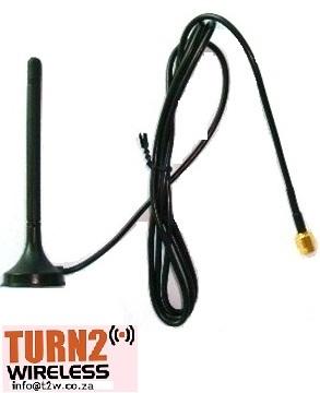 Magnetic Base Antenna, Modem Antenna, Cellular Antenna
