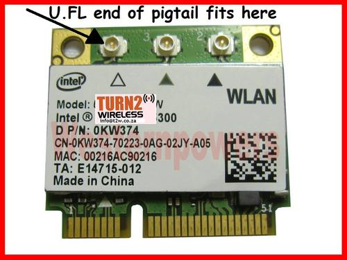 RF pigtail, GSM Module, WiFi card, Mini-PCI card