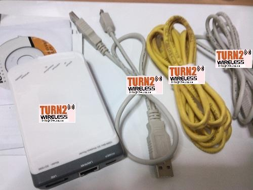 TENDA 3G PORTABLE ROUTER