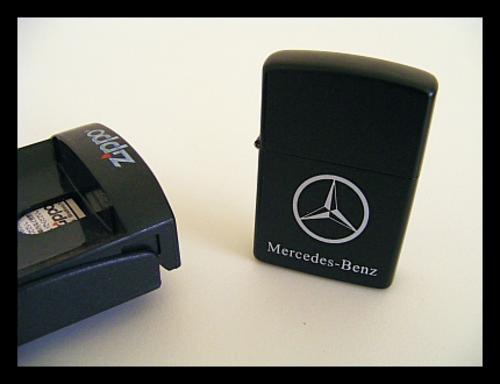 Smoking accessories free shipping black mercedes benz for Mercedes benz lighter