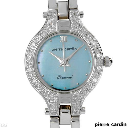 Pierre Cardin Men's Diamond Collection Diamond Accented ...