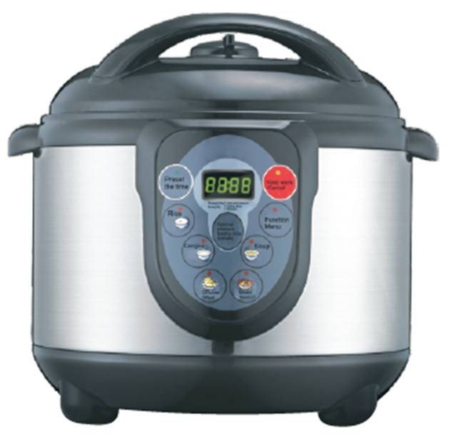 Other cookware electric 6 litre pressure cooker was sold for Electric pressure cooker fish recipes
